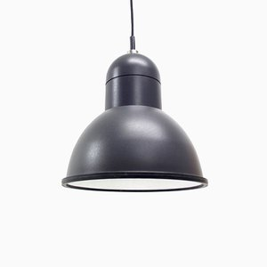 German Industrial Ceiling Lamp from BEGA, 1990s