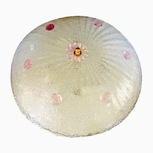 Lámpara de techo de Italamp, años 80