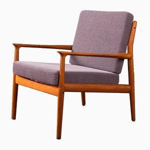 Sessel von Grete Jalk für Glostrup, 1960er