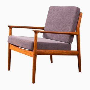 Lounge Chair by Grete Jalk for Glostrup, 1960s