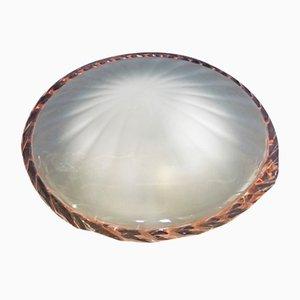 Lampada da soffitto di Barovier & Toso, anni '60