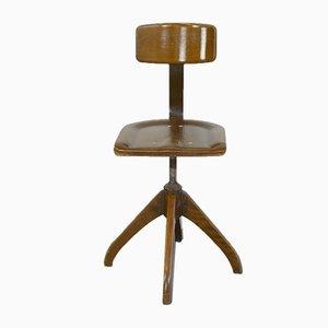 German Swivel Chair from Ama Elastik, 1930s