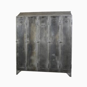 Industrial Lockers from Otto Kind, 1920s