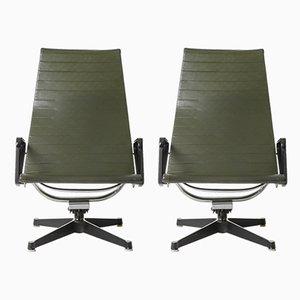 EA125 Sessel von Charles & Ray Eames für Herman Miller, 1970er, 2er Set