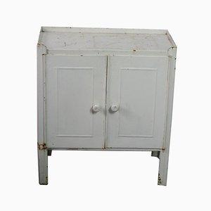 Vintage Industrial Metal Cabinet, 1950s