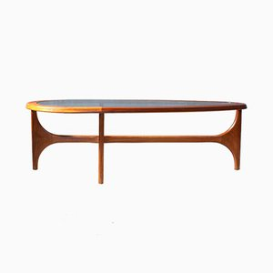 Table Basse Teardrop de Stonehill, années 60