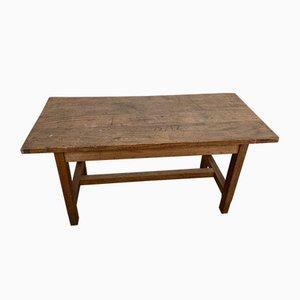 Table de Salle à Manger Ancienne en Bois