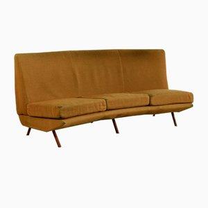 Gebogenes Sofa von Marco Zanuso für Arflex, 1950er