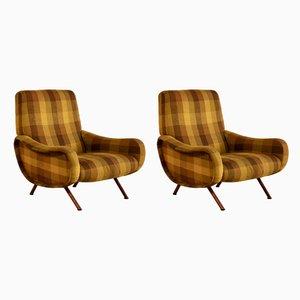 Lady Chairs von Marco Zanuso für Arflex, 1951, 2er Set