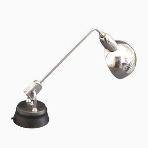 Lámpara de mesa Art Déco de Charlotte Perriand para Jumo, años 40