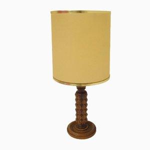 Brutalistische Tischlampe, 1970er