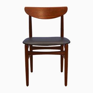Chaise de Salon en Teck, Danemark, années 60