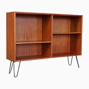 Regal aus Teak, 1960er