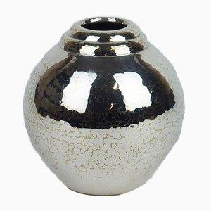 Vase Art Déco par Luc Lanel pour Christofle, années 30