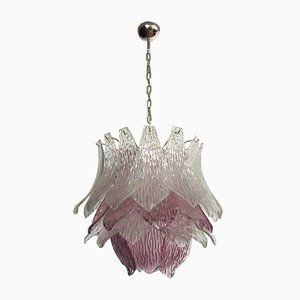Italian Murano Glass Chandelier, 1984