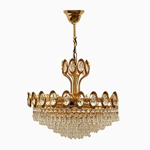 Chandelier from Palwa, 1970s