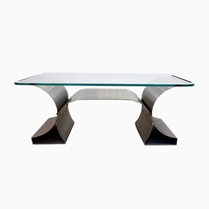 Coffee Table by Francois Monnet, 1970s
