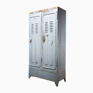 Wooden Locker from De Dietrich , 1930s