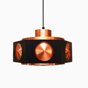 Norwegische Deckenlampe von T. Røste & Co., 1960er