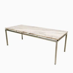Vintage Marble Coffee Table by Gerard van den Berg for t Spectrum, 1960s