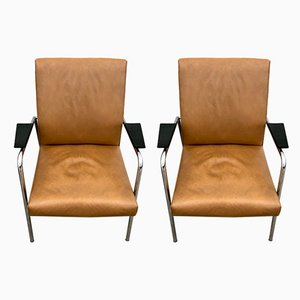 Armchairs from Bremshey & Co., 1950s, Set of 2