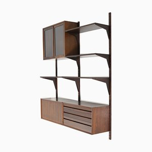 Wall Unit by Poul Cadovius for Cado, 1970s