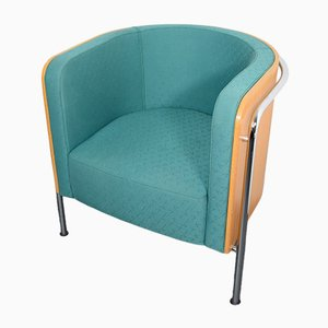 S 3001 Lounge Chair by Zschoke for Thonet, 1990s