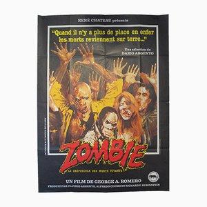 Poster del film Dawn Of The Dead, 1978