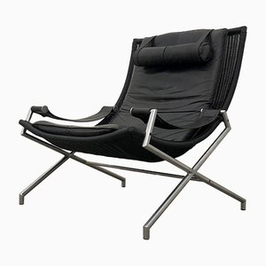 Lounge Chair by Gerhard Berg for Rohé Noordwolde, 1980s