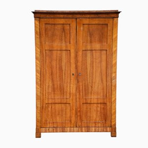 Walnut Wardrobe, 1920s