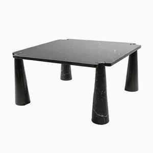 Tavolo da pranzo in marmo di Angelo Mangiarotti per Skipper, anni '70
