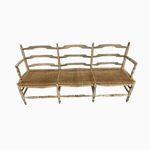 Antique Rope Bench