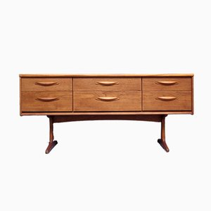 Teak Chest of Drawers from Austinsuite, 1960s