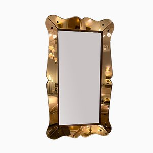 Italian Mirror from Cristal Art, 1960s
