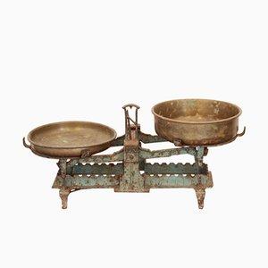 Antike Küchenwaage