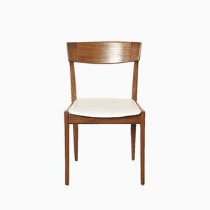 Chaise de Salle à Manger par Louis van Teeffelen pour AWA Meubelfabriek, années 60