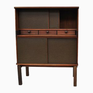 Rosewood Secretaire by Longhi Ezio for Elam, 1960s