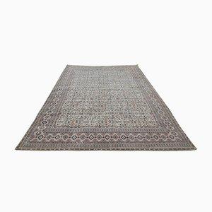 Handgeknüpfter orientalischer Teppich mit floralem Muster, 1970er