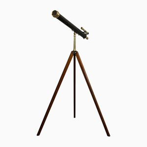 Vintage Telescope from Broadhurst Clarkson, 1930s