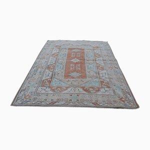Turkish Oushak Carpet, 1970s