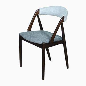 Chaise de Bureau Modèle 31 en Palissandre par Kai Kristiansen, années 60