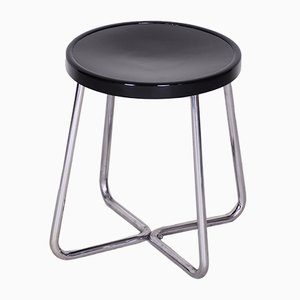Black Stool from Vichr & Spol, 1930s
