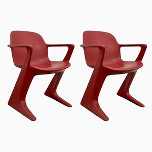Space Age Armchairs by Ernst Moeckl, 1960s, Set of 2