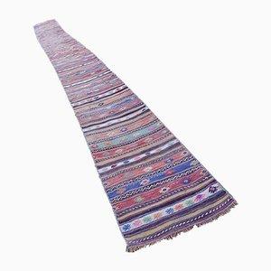 Stair and Hallway Oriental Runner rug, 1970s