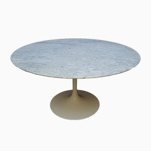Marble Dining Table by Eero Saarinen for Knoll Inc. / Knoll International, 1979