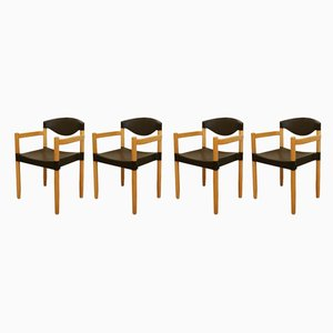 Dining Chairs by Hartmut Lohmeyer for Casala, 1984, Set of 4