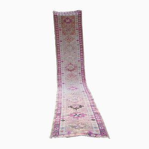 Turkish Hand Woven Rug, 1970s