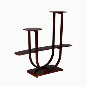 Vintage Bentwood D 71 Flower Stand from Thonet, 1930s