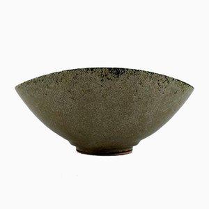 Scodella 7B in ceramica smaltata di Arne Bang, anni '30