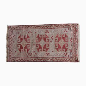 Turkish Handmade Decorative Rug, 1970s